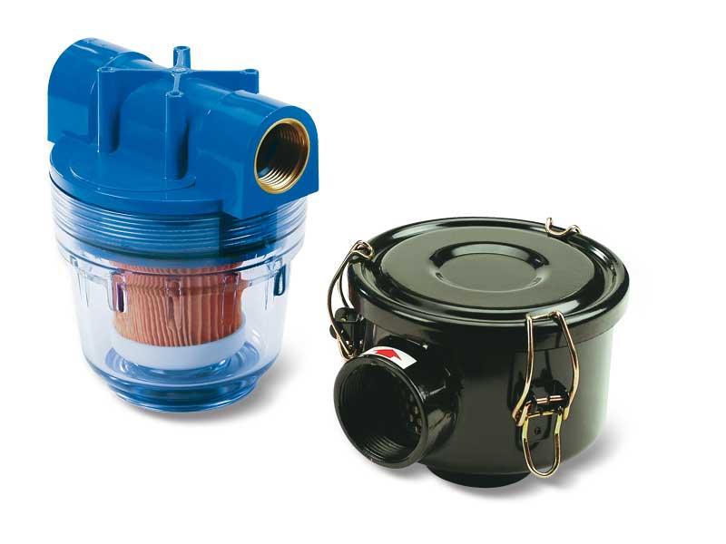 Filtri d aspirazione per pompe pneumatiche for Pompe e filtri per laghetti artificiali